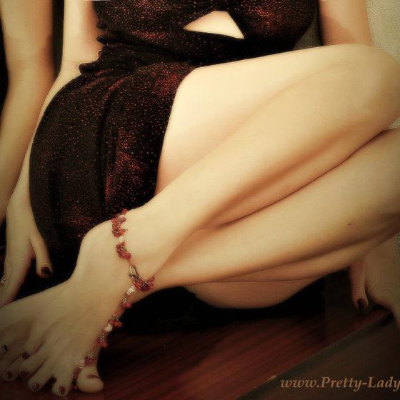 идеально гладкие ножки